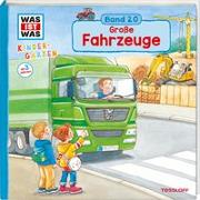 Cover-Bild zu Schreuder, Benjamin: WAS IST WAS Kindergarten Band 20. Große Fahrzeuge