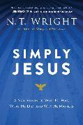 Cover-Bild zu Wright, N. T.: Simply Jesus