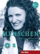 Cover-Bild zu Menschen B1/2. Arbeitsbuch mit Audio-CD von Breitsameter, Anna
