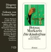 Cover-Bild zu Markaris, Petros: Die Kinderfrau
