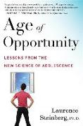 Cover-Bild zu Steinberg, Laurence: Age of Opportunity