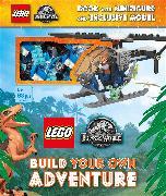 Cover-Bild zu March, Julia: LEGO Jurassic World Build Your Own Adventure