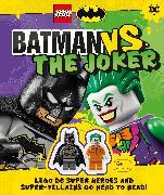 Cover-Bild zu March, Julia: LEGO Batman Batman vs. The Joker