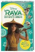 Cover-Bild zu March, Julia: Disney Raya und der letzte Drache Das offizielle Buch zum Film