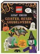 Cover-Bild zu March, Julia: LEGO® Ideen Geister, Hexen, Gruselwesen