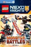 Cover-Bild zu March, Julia: DK Readers L3: LEGO NEXO KNIGHTS: Monster Battles