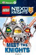 Cover-Bild zu March, Julia: DK Readers L2: LEGO NEXO KNIGHTS: Meet the Knights