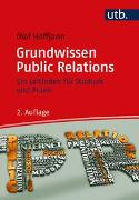 Cover-Bild zu Hoffjann, Olaf: Grundwissen Public Relations