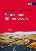 Cover-Bild zu Blessin, Bernd: Führen und führen lassen