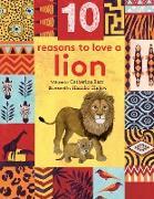 Cover-Bild zu Barr, Catherine: 10 Reasons to Love ... a Lion (eBook)