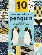 Cover-Bild zu Barr, Catherine: 10 Reasons to Love ... a Penguin (eBook)