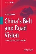 Cover-Bild zu Ali, S. Mahmud: China's Belt and Road Vision (eBook)