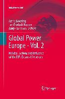 Cover-Bild zu Boening, Astrid (Hrsg.): Global Power Europe - Vol. 2