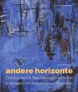 Cover-Bild zu Krausse, Anna-Carola: Andere Horizonte