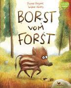 Cover-Bild zu Hergane, Yvonne: Borst vom Forst