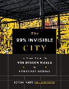 Cover-Bild zu Mars, Roman: The 99% Invisible City