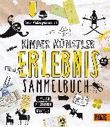 Cover-Bild zu Labor Ateliergemeinschaft: Kinder Künstler Erlebnissammelbuch