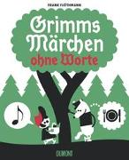 Cover-Bild zu Flöthmann, Frank: Grimms Märchen ohne Worte