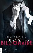 Cover-Bild zu Martin, Annika: Most Wanted Billionaire (eBook)