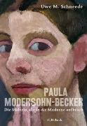 Cover-Bild zu Schneede, Uwe M.: Paula Modersohn-Becker
