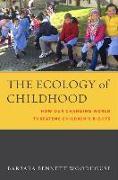 Cover-Bild zu Woodhouse, Barbara Bennett: The Ecology of Childhood (eBook)