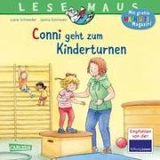 Cover-Bild zu Schneider, Liane: LESEMAUS 114: Conni geht zum Kinderturnen