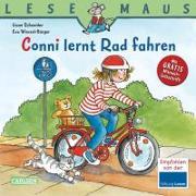 Cover-Bild zu Wenzel-Bürger, Eva: Conni lernt Rad fahren