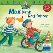Cover-Bild zu Tielmann, Christian: Max lernt Rad fahren