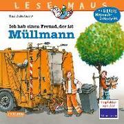 Cover-Bild zu Butschkow, Ralf: Ich hab einen Freund, der ist Müllmann