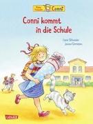 Cover-Bild zu Schneider, Liane: Conni-Bilderbücher: Conni kommt in die Schule (Neuausgabe)