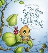 Cover-Bild zu Amft, Diana: Die kleine Spinne Widerlich