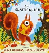 Cover-Bild zu Hemming, Alice: Der Blätterdieb