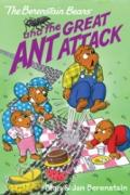 Cover-Bild zu Berenstain, Stan: Berenstain Bears Chapter Book: The Great Ant Attack (eBook)