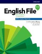 Cover-Bild zu English File: Intermediate: Student's Book with Online Practice