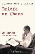 Cover-Bild zu Laskas, Jeanne Marie: Briefe an Obama
