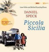 Cover-Bild zu Speck, Daniel: Piccola Sicilia