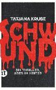 Cover-Bild zu Kruse, Tatjana: Schwund