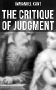 Cover-Bild zu Kant, Immanuel: The Critique of Judgment (eBook)