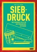 Cover-Bild zu Ellerbeck, Volker (Übers.): Siebdruck