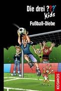 Cover-Bild zu Pfeiffer, Boris: Die drei ??? Kids, 83, Fußball-Diebe