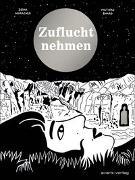 Cover-Bild zu Abirached, Zeina (Illustr.): Zuflucht nehmen