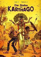 Cover-Bild zu Tanquerelle, Hervé: Die Diebe von Karthago