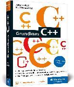 Cover-Bild zu Wolf, Jürgen: Grundkurs C++
