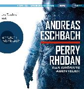Cover-Bild zu Perry Rhodan - Das größte Abenteuer