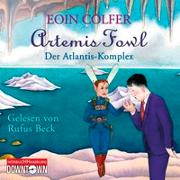 Cover-Bild zu Artemis Fowl - Der Atlantis-Komplex (Ein Artemis-Fowl-Roman 7)