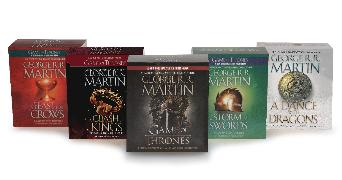 Cover-Bild zu George R. R. Martin Song of Ice and Fire Audiobook Bundle