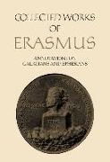 Cover-Bild zu Erasmus, Desiderius: Collected Works of Erasmus