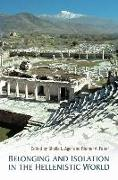 Cover-Bild zu Ager, Sheila: Belonging and Isolation in the Hellenistic World