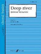 Cover-Bild zu Parry, Ben (Überarb.): Deep River: Spiritual Favorites (Sa), Choral Octavo
