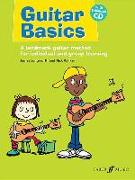 Cover-Bild zu Longworth, James (Komponist): Guitar Basics: A Landmark Guitar Method for Individual and Group Learning, Book & CD